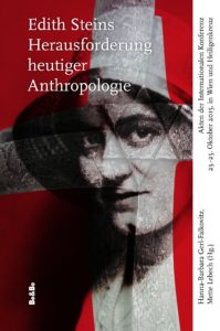 Edith Steins Herausforderung heutiger Anthropologie Book Cover